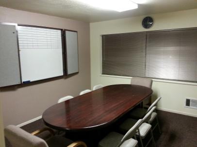 Hayward Training Room Rental